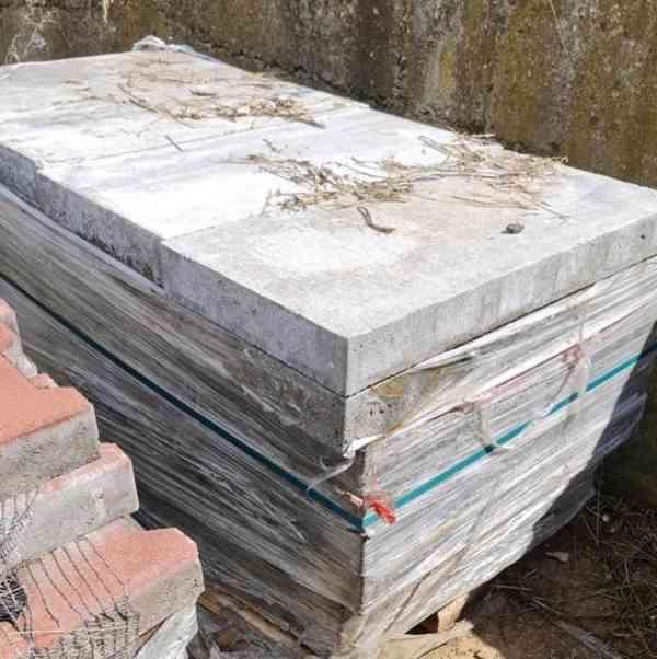 Betonová plošná dlažba 600×300×60mm (15336.)