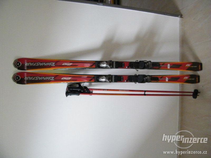 Sjezdové lyže Dynastar 178 cm - foto 1