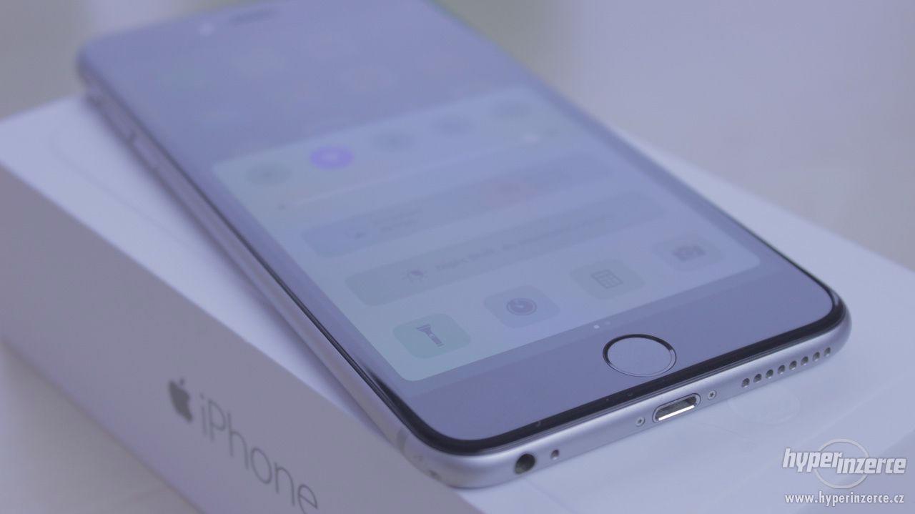 iPhone 6 Plus 64GB Space Gray + 7 krytů - foto 1