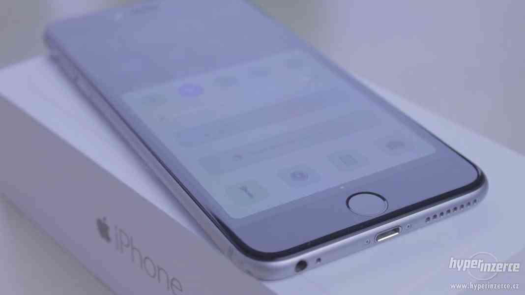 iPhone 6 Plus 64GB Space Gray + 7 krytů - foto 2