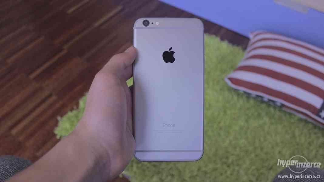iPhone 6 Plus 64GB Space Gray + 7 krytů - foto 4
