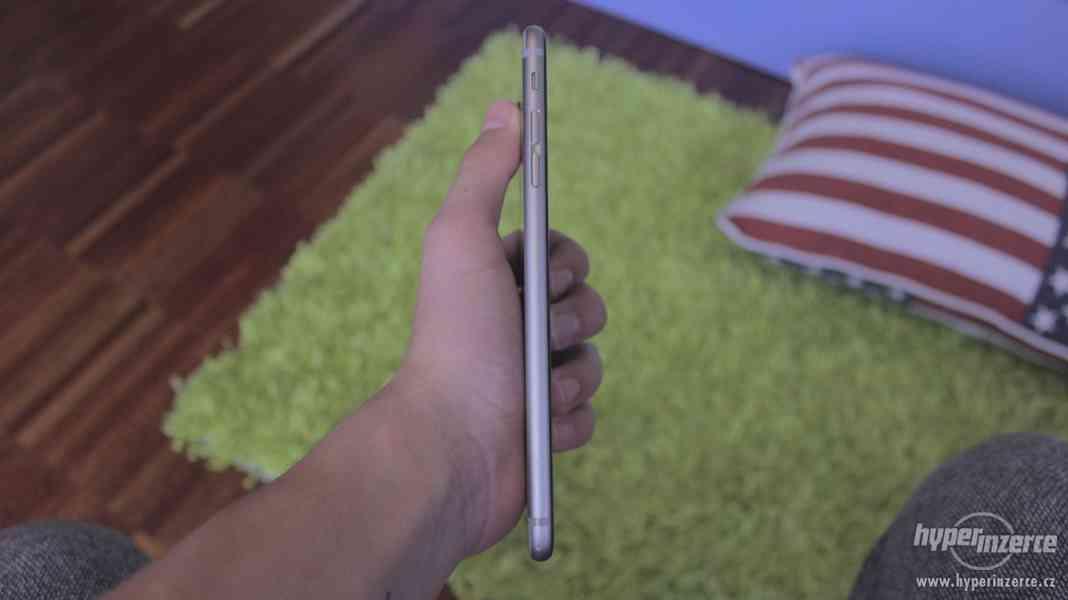 iPhone 6 Plus 64GB Space Gray + 7 krytů - foto 5