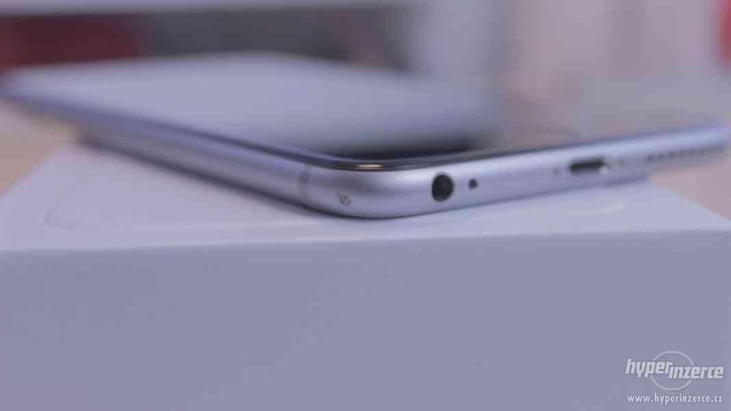 iPhone 6 Plus 64GB Space Gray + 7 krytů - foto 8
