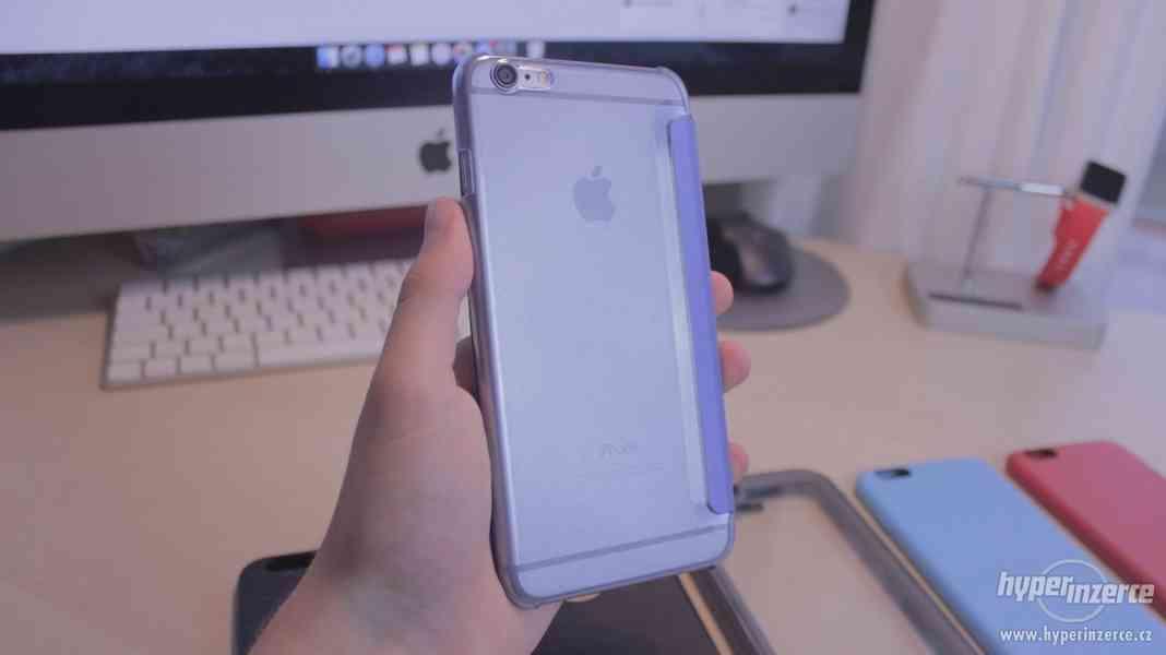 iPhone 6 Plus 64GB Space Gray + 7 krytů - foto 12