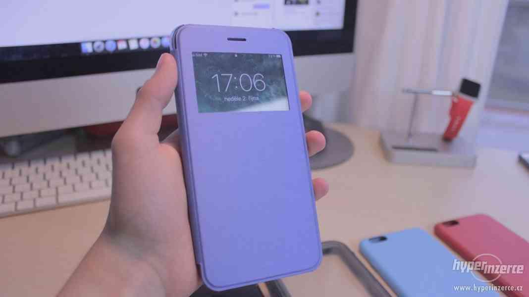 iPhone 6 Plus 64GB Space Gray + 7 krytů - foto 13