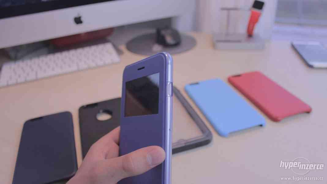 iPhone 6 Plus 64GB Space Gray + 7 krytů - foto 14