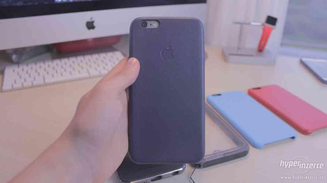 iPhone 6 Plus 64GB Space Gray + 7 krytů - foto 15