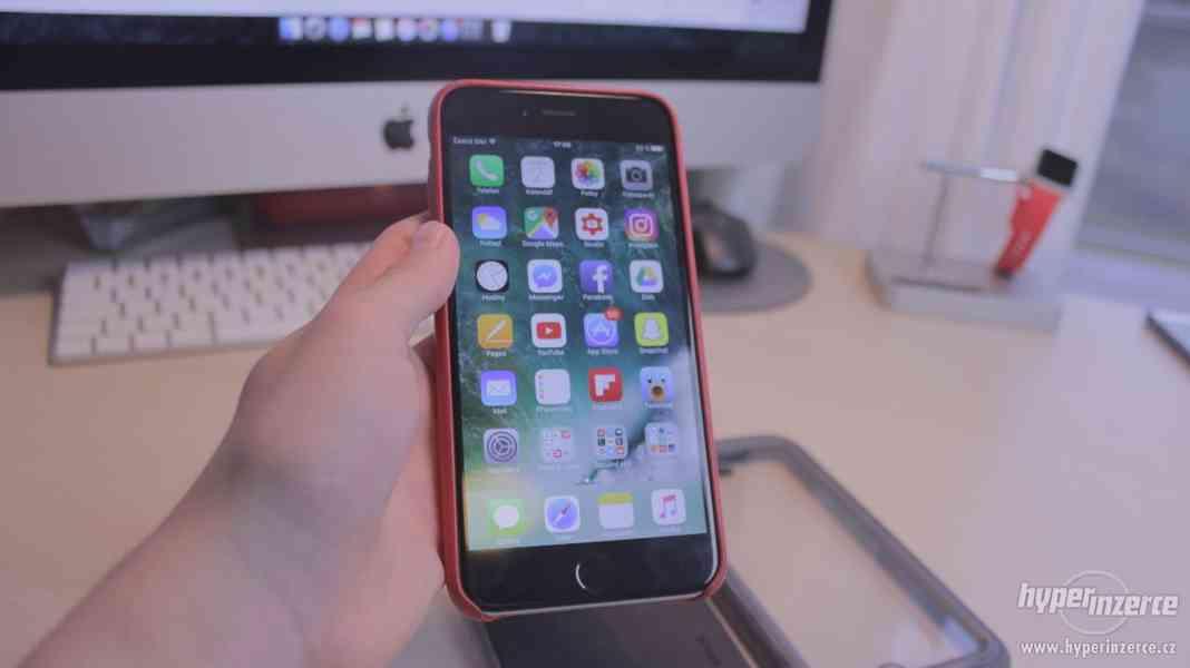 iPhone 6 Plus 64GB Space Gray + 7 krytů - foto 18