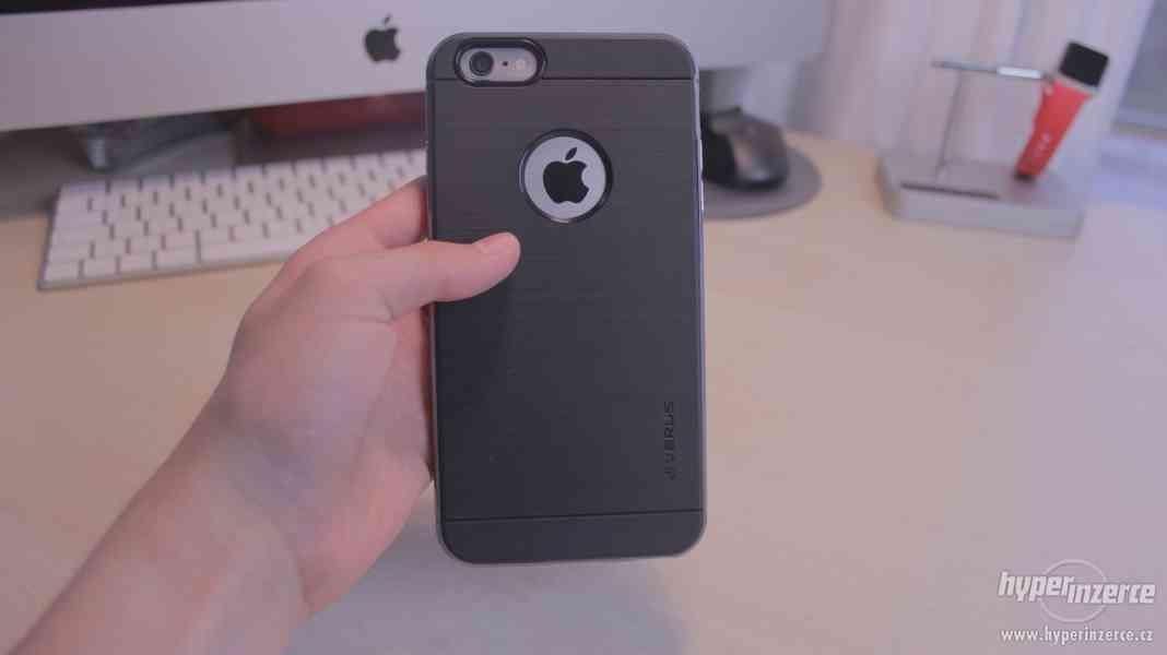 iPhone 6 Plus 64GB Space Gray + 7 krytů - foto 20