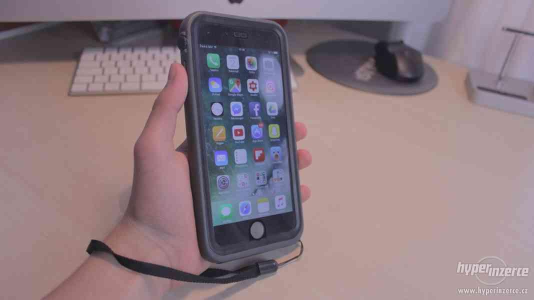 iPhone 6 Plus 64GB Space Gray + 7 krytů - foto 26