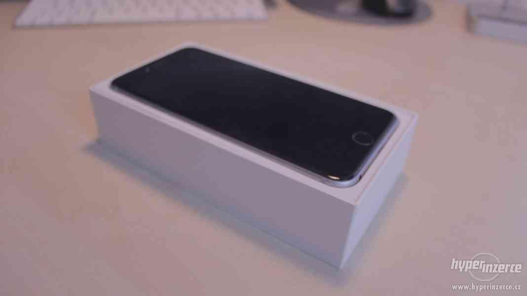 iPhone 6 Plus 64GB Space Gray + 7 krytů - foto 29