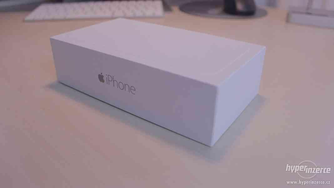 iPhone 6 Plus 64GB Space Gray + 7 krytů - foto 30
