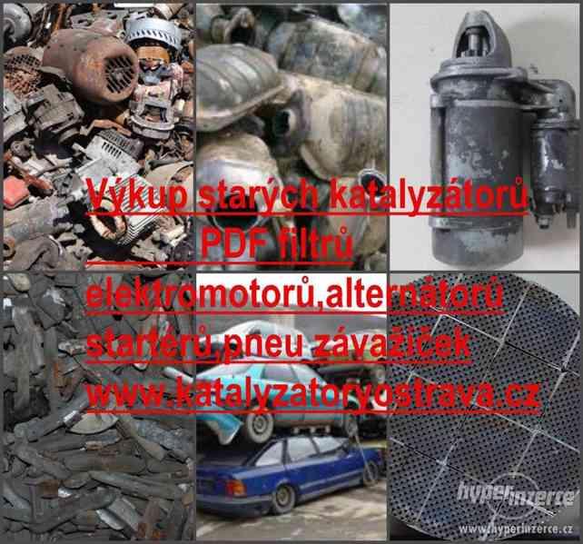 Výkup elektromotorů Ostrava - foto 1