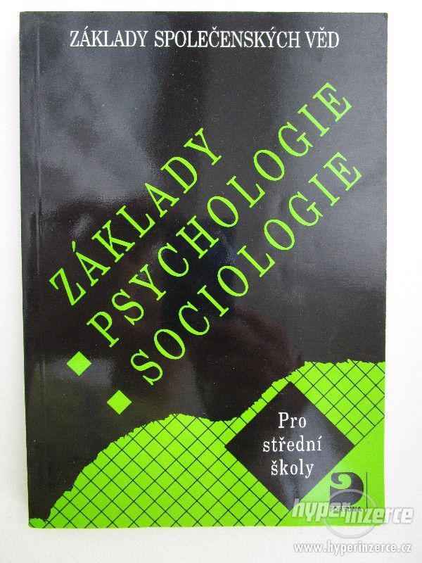 Základy psychologie a sociologie pro střední školy