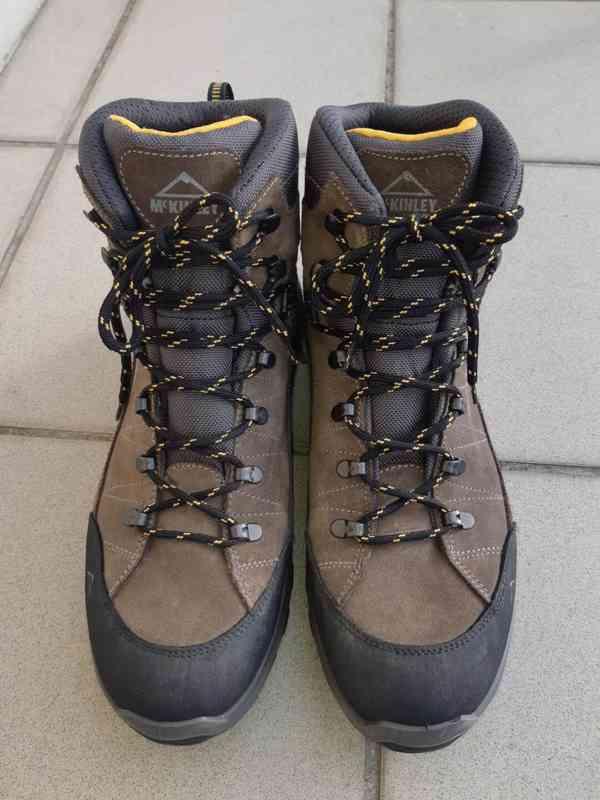 Turistické boty McKinley Alpspitz AQX