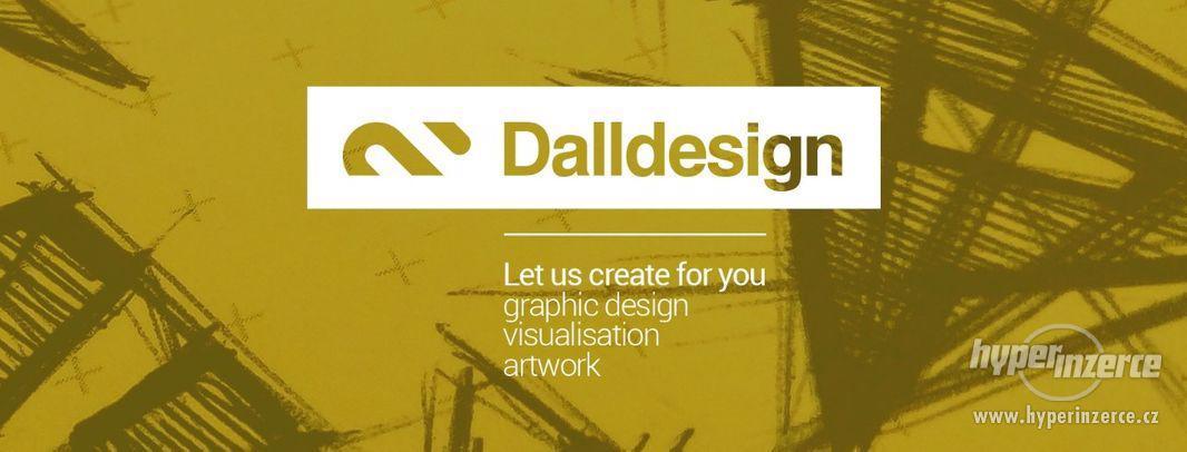 Grafika - logo, ilustrace, vizualizace