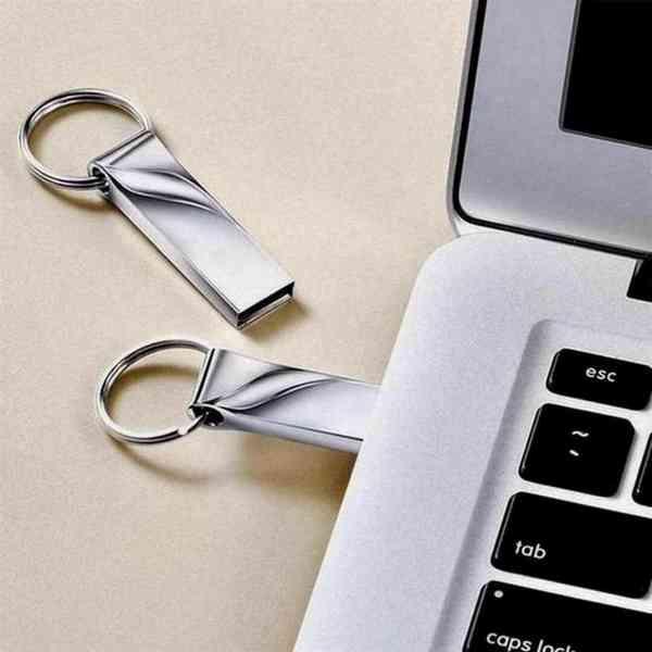Prodám FlashDisk o kapacitě 2000 GB = 2 TERA stříbrný - foto 6