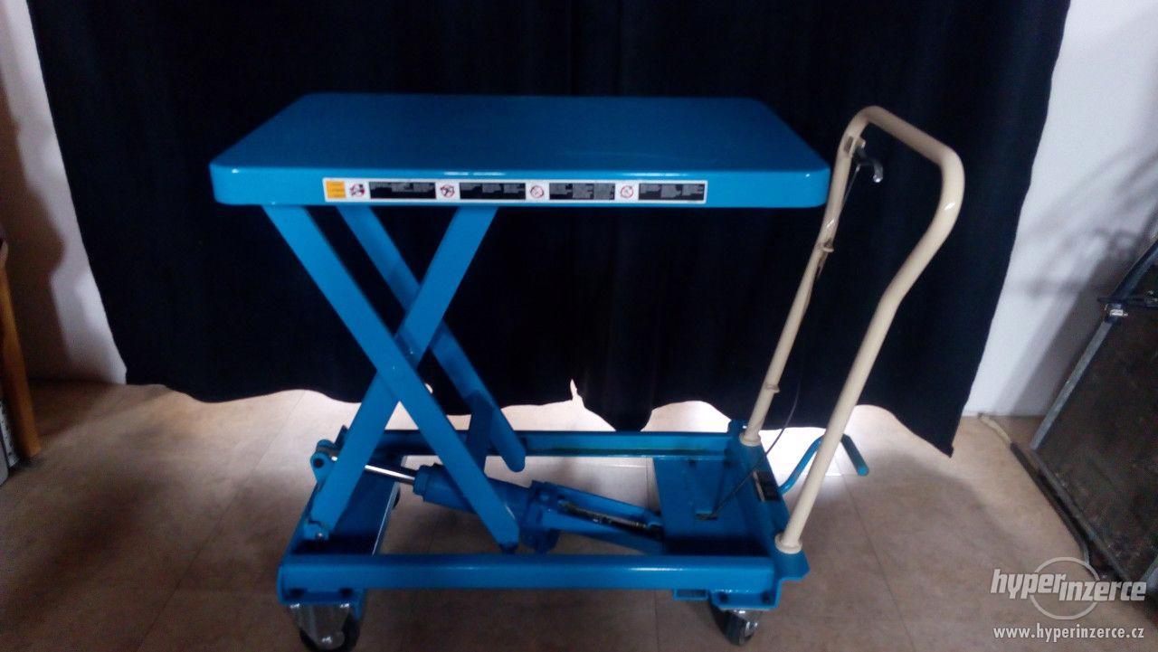 Zdvihací stůl - foto 1