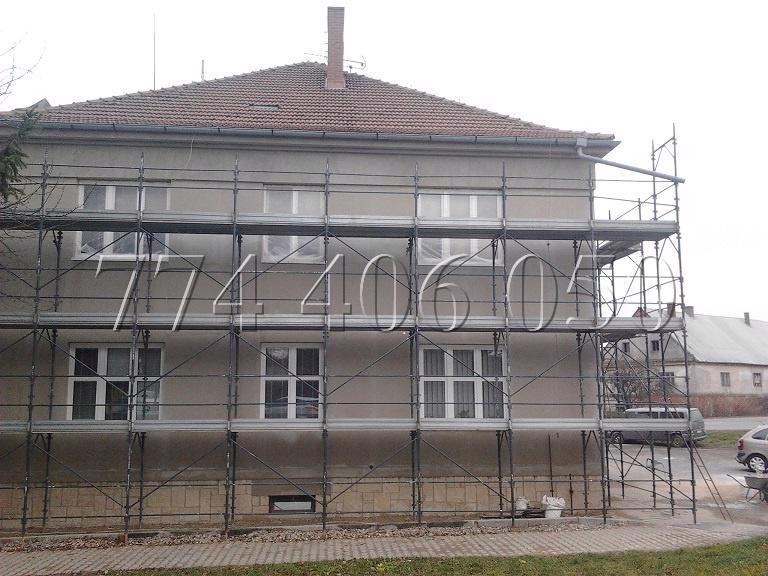 Prodám rámové lešení 59,9 m2 - 85 m2 - 121,7 m2 - foto 5