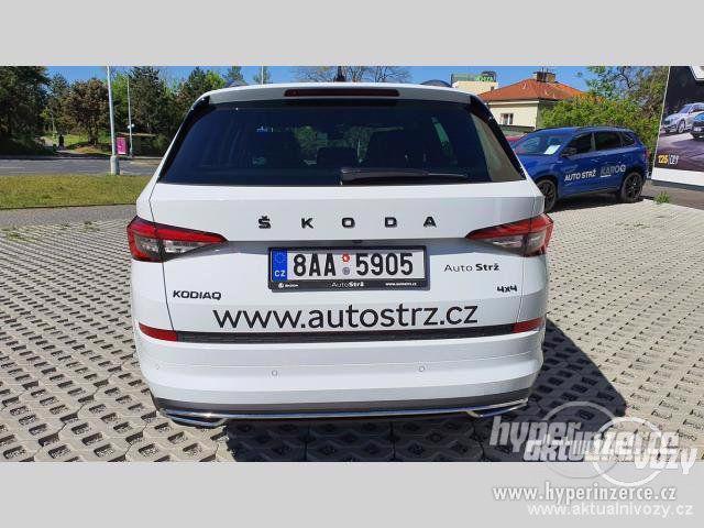 Nový vůz Škoda Kodiaq 2.0, nafta,  2020, navigace - foto 1