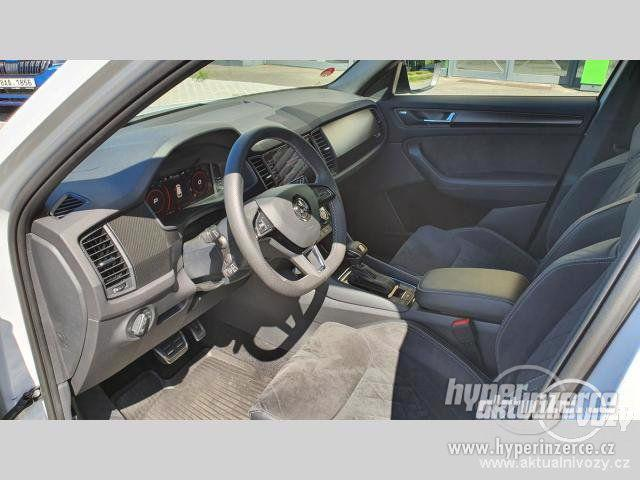 Nový vůz Škoda Kodiaq 2.0, nafta,  2020, navigace - foto 2
