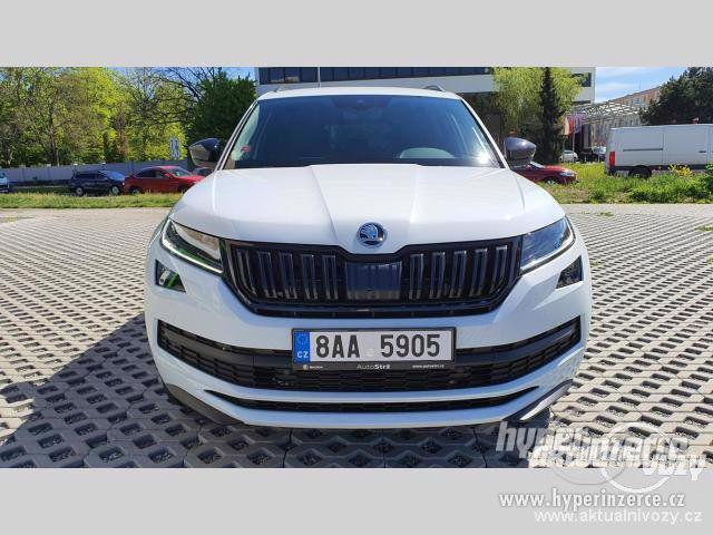 Nový vůz Škoda Kodiaq 2.0, nafta,  2020, navigace - foto 3