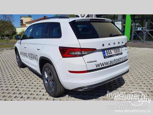 Nový vůz Škoda Kodiaq 2.0, nafta,  2020, navigace - foto 4