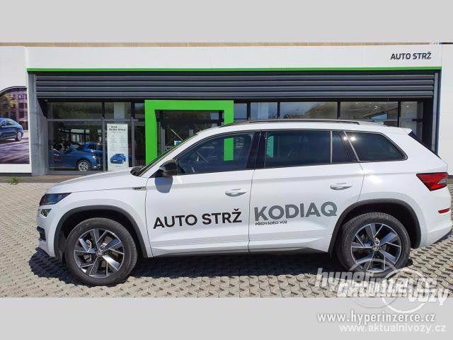Nový vůz Škoda Kodiaq 2.0, nafta,  2020, navigace - foto 5