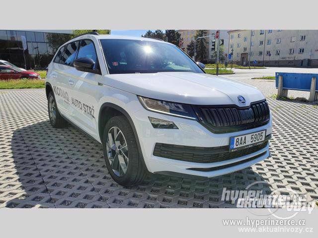 Nový vůz Škoda Kodiaq 2.0, nafta,  2020, navigace - foto 6
