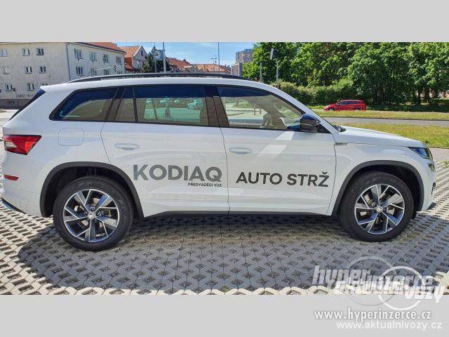 Nový vůz Škoda Kodiaq 2.0, nafta,  2020, navigace - foto 7