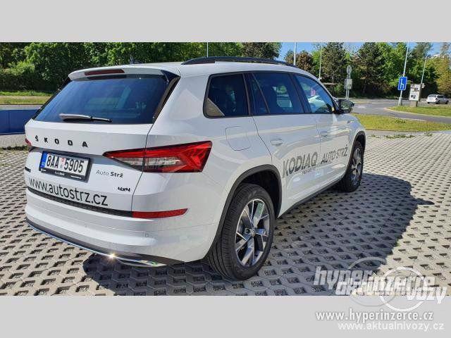 Nový vůz Škoda Kodiaq 2.0, nafta,  2020, navigace - foto 8