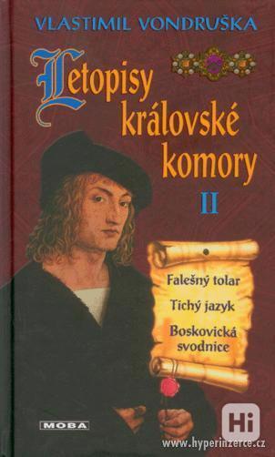 knihy Vlastimil Vondruška nové za skvělé ceny Mezi tiárou a - foto 5