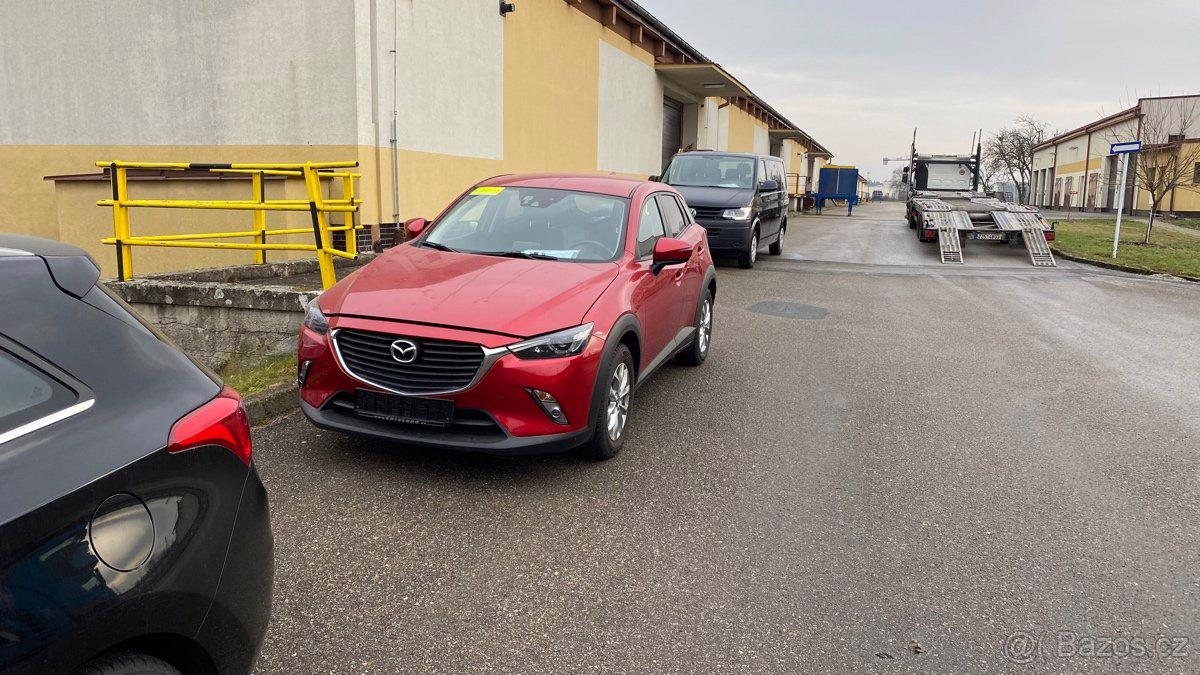 Mazda CX3 - foto 1