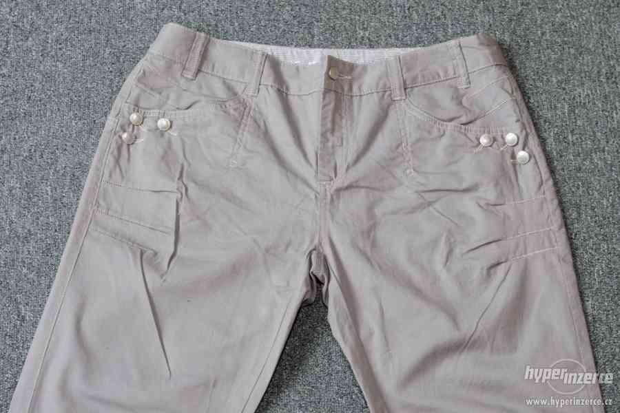 Nové dámské kalhoty R867 vel. 44