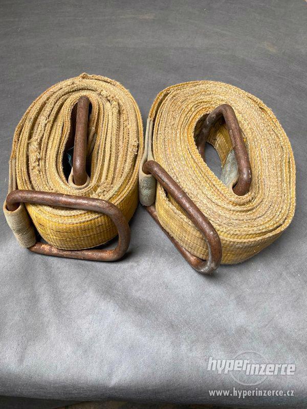 Pewag - textilní úvazky  8m