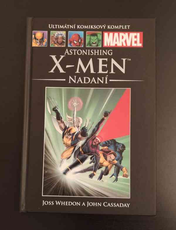 Marvel Komiks UKK 36: Astonishing X-Men: Nadaní