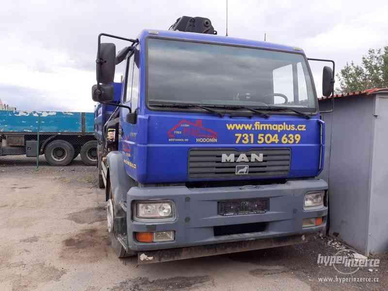 MAN LE18.250 nákladní sklápěčkové vozidlo s HR - foto 2