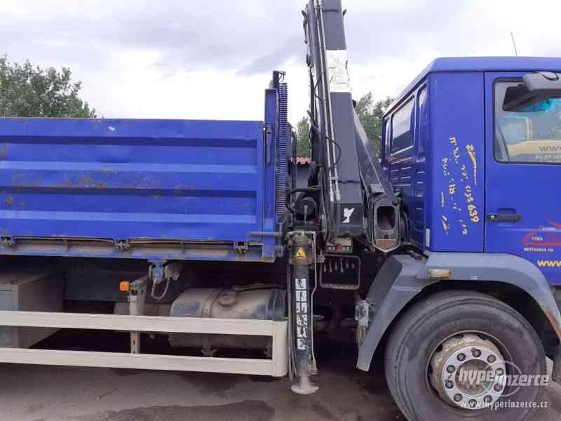MAN LE18.250 nákladní sklápěčkové vozidlo s HR - foto 4