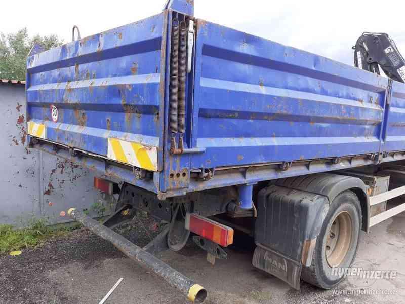 MAN LE18.250 nákladní sklápěčkové vozidlo s HR - foto 5