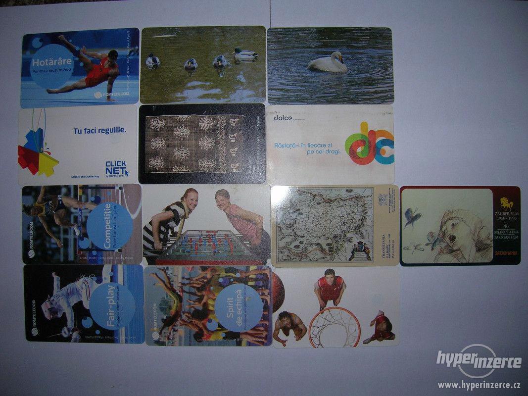 Telefonní karty - foto 1