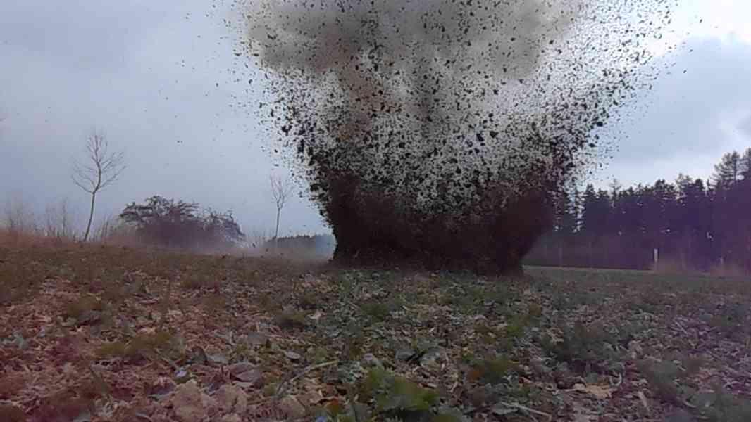 Pyrotechnika, speciální efekty a ohňostroje - foto 4
