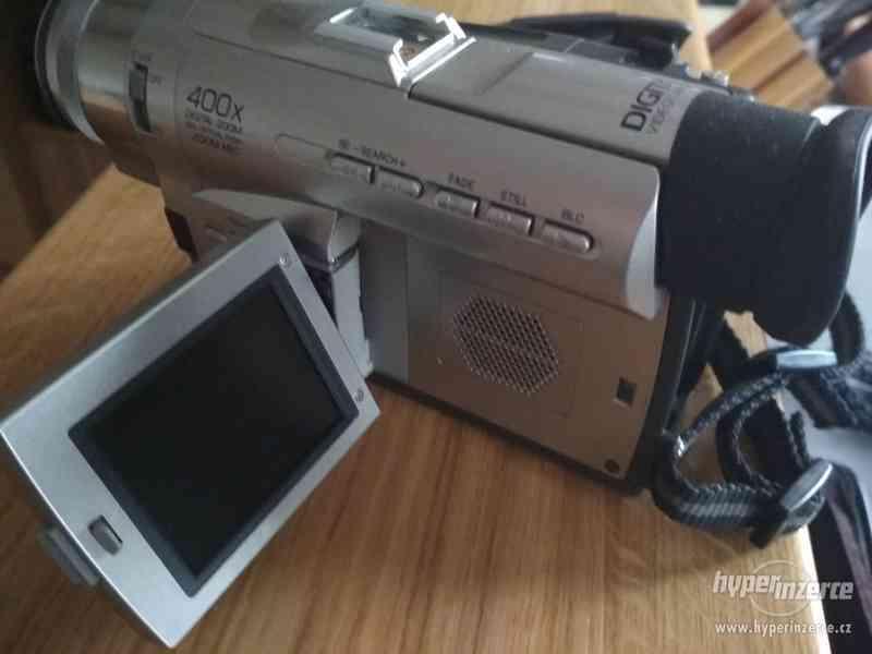 Digitální videokameru Panasonic NV ds 15 eg