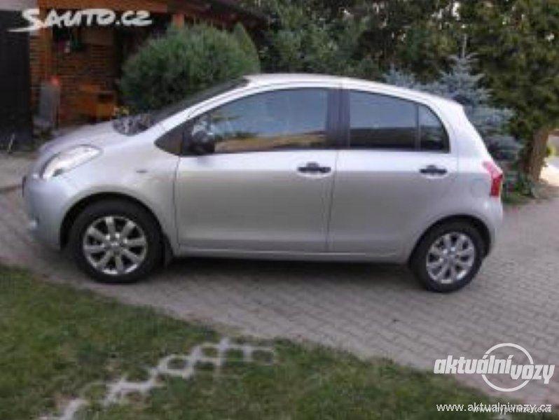 Toyota Yaris 1.3, benzín, r.v. 2008, STK