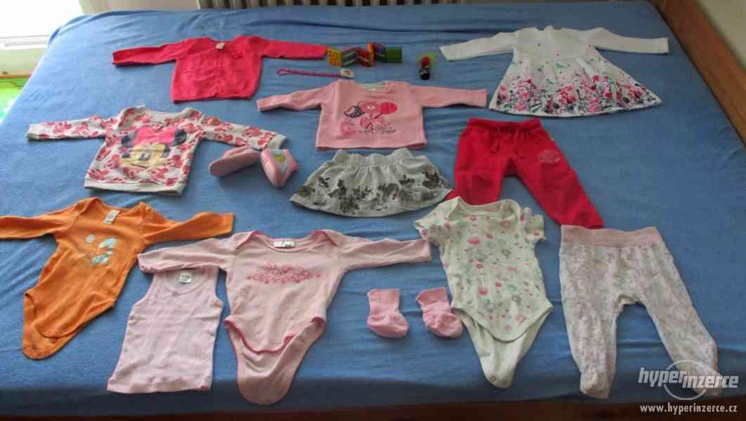 Krásna sada oblečků pro holčičku