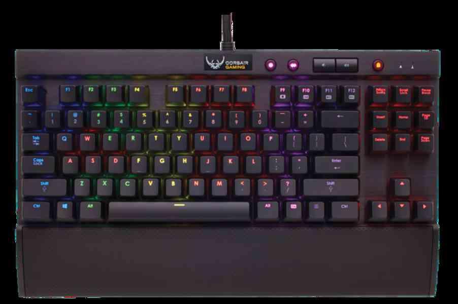 Prodám herní klávesnici Corsair