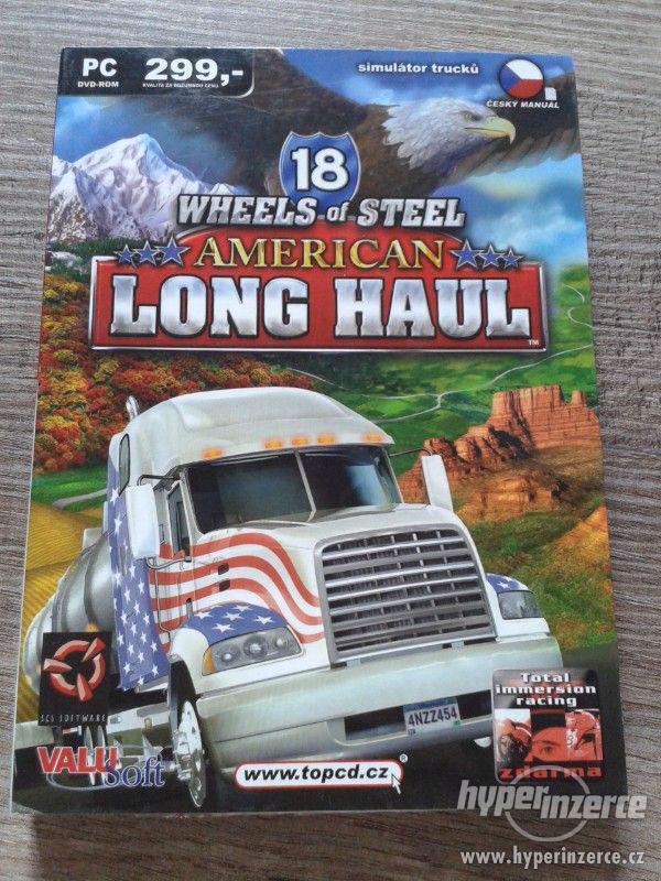 PC hra 18 Wheels of Steel: American Long Haul