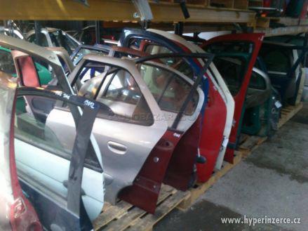 Citroen Peugeot Renault dveře