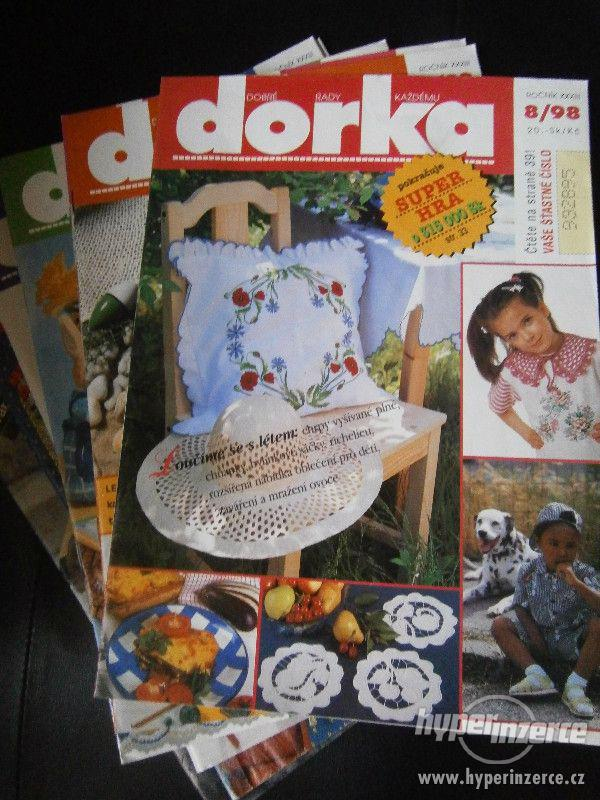 časopis Dorka