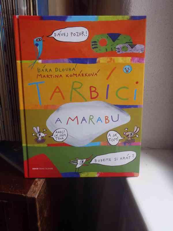 Tarbíci a Marabu - Martina Komárková Večerníček