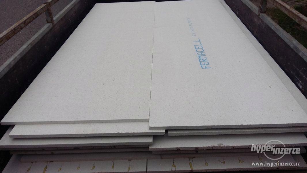Fermacell podlahové desky E22
